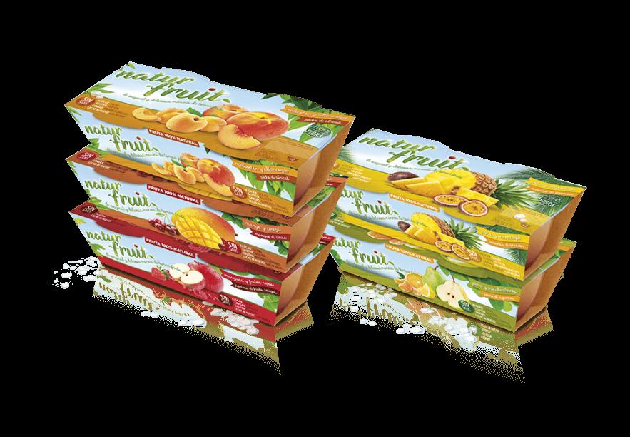 Naturfruit packs apilados pq 883x612 - Nuevo proyecto de Packaging realizado por nuestro estudio de diseño gráfico y web