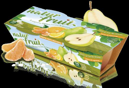 Naturfruit pera packaging design 500x341 - Nuevo proyecto de Packaging realizado por nuestro estudio de diseño gráfico y web