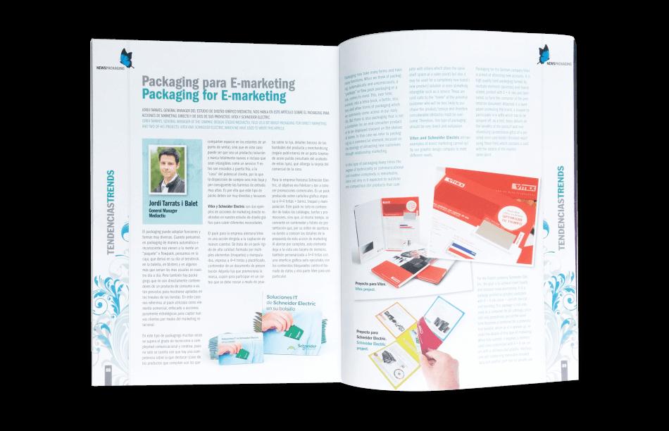 packaging entrevista marketing directo newspackaging revista prensa  950x612 - El packaging como elemento de Marketing Directo