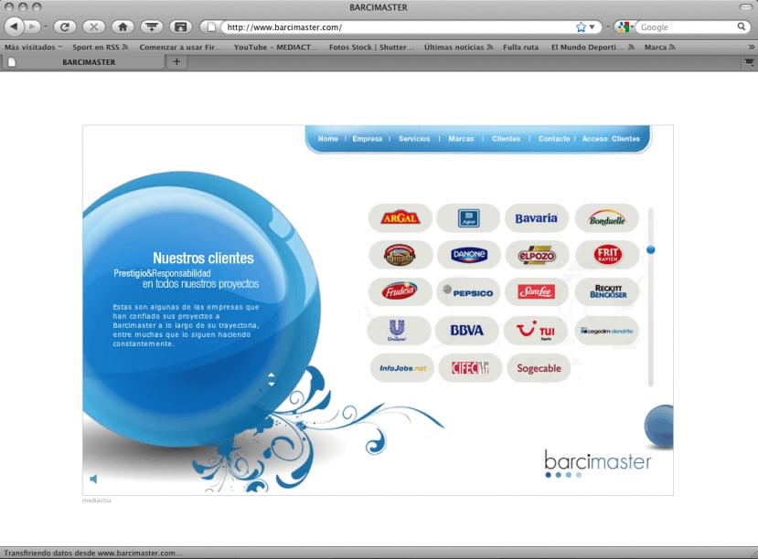 SCROLL 829x612 - Mediactiu crea la nueva imagen corporativa y el website de Barcimaster