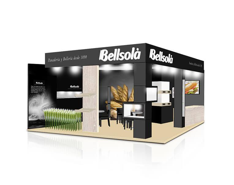 mediactiu stands - Stand Design