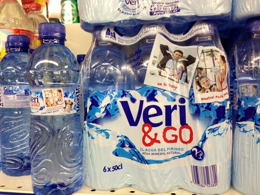 """Agua veri GO - El branding y sus """"parecidos asombrosos"""""""