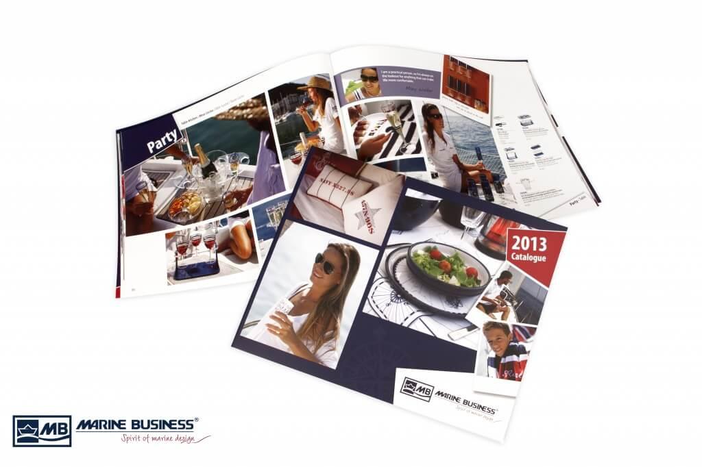 Marine Business comunicación grafica 1024x682 - Mediactiu gana la cuenta de la firma de productos náuticos exclusivos Marine Business