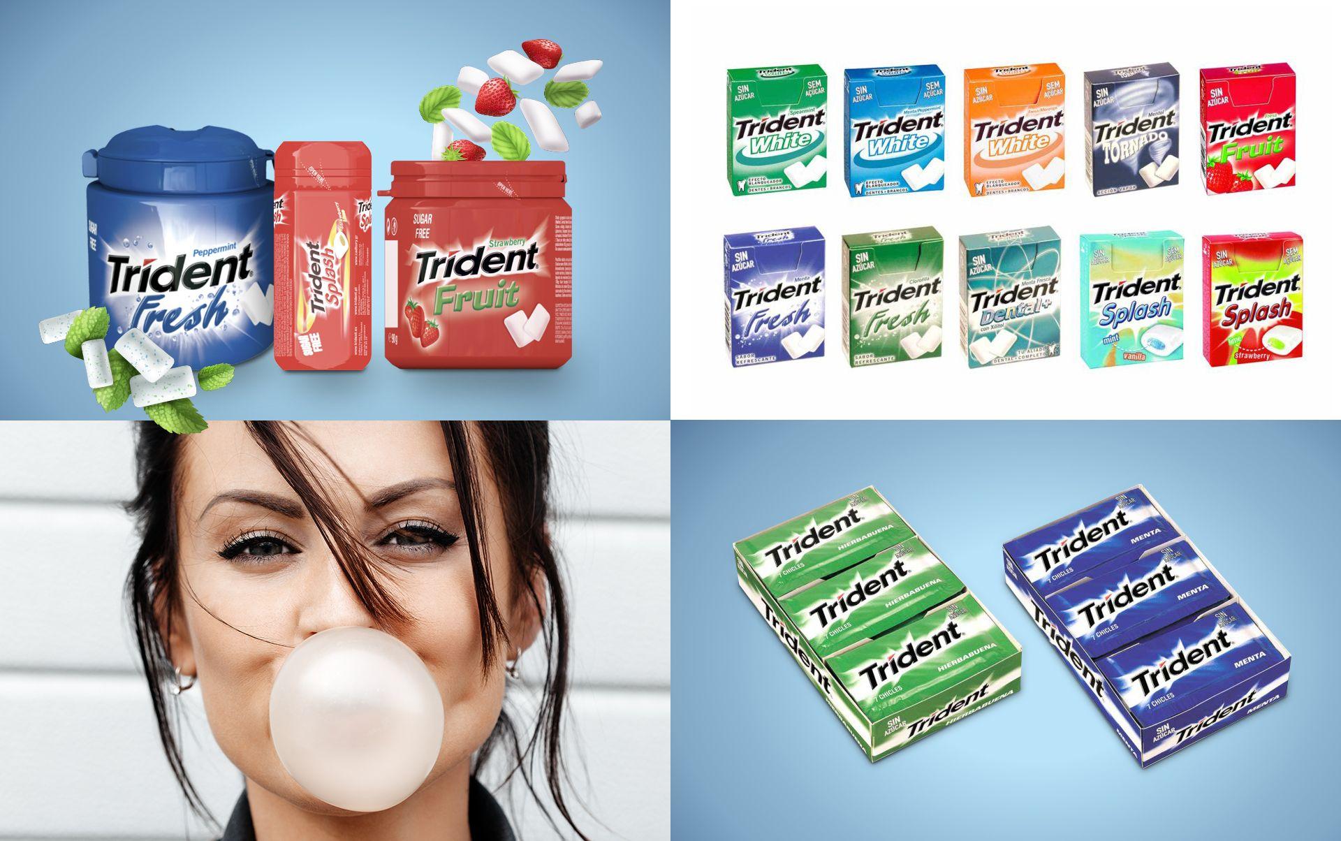 03 Creacion y diseno de packaging trident - Diseño gráfico y packaging de producto