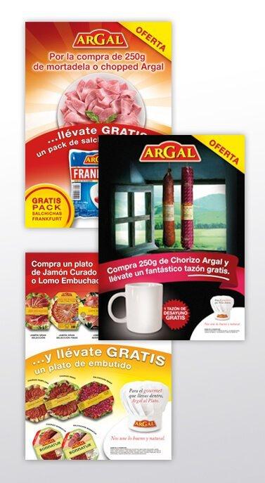 argal - Argal, marketing en el punto de venta