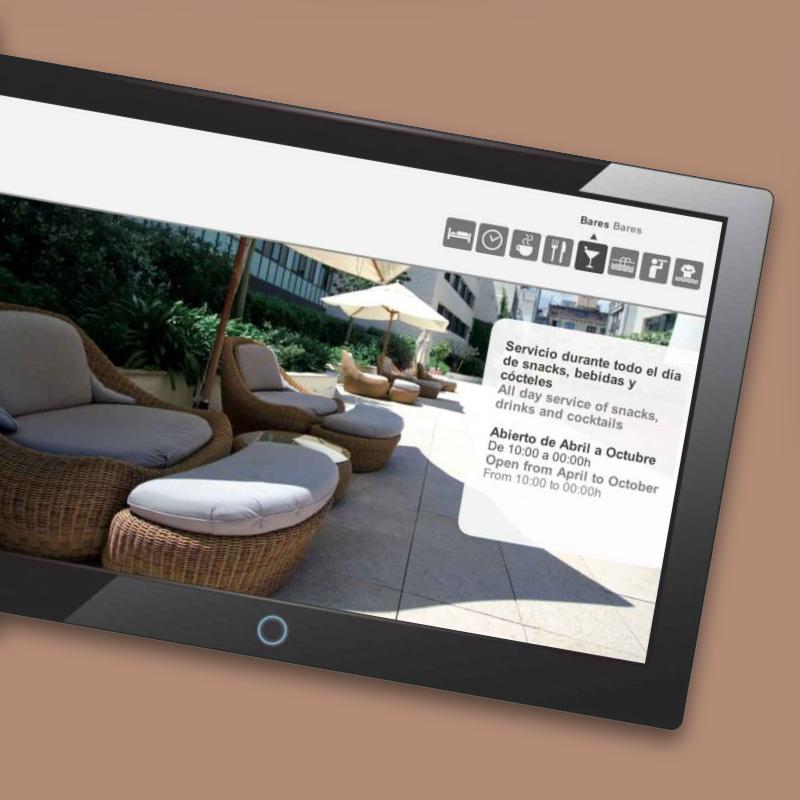diseno de app hoteles - Diseño de app y vídeo de promoción para hoteles