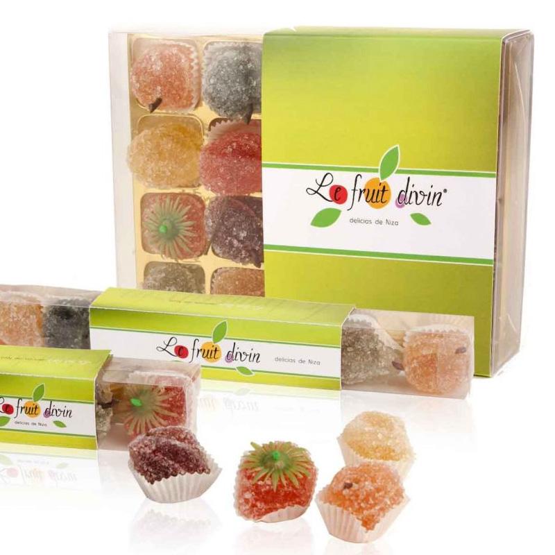 diseno de packaging confiteria - Creación de branding y packaging para alimentación