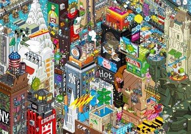 ecb ny 89t - Pixel Art EbOY