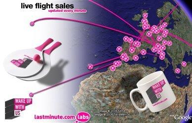imagen corporativa lasminute - Campañas de fidelización y captación de clientes para Lastminute