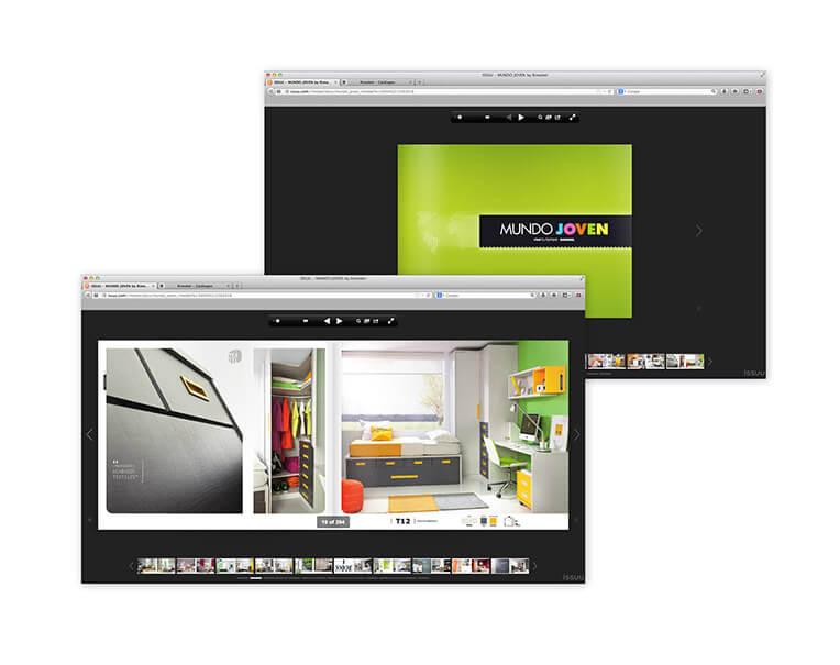 mediactiu catalogos virtuales - Virtual Catalogs