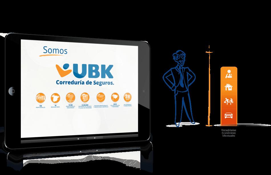 mediactiu 2 1 F 950x612 - La aseguradora UBK confía su campaña de comunicación e imagen al estudio de diseño gráfico Mediactiu