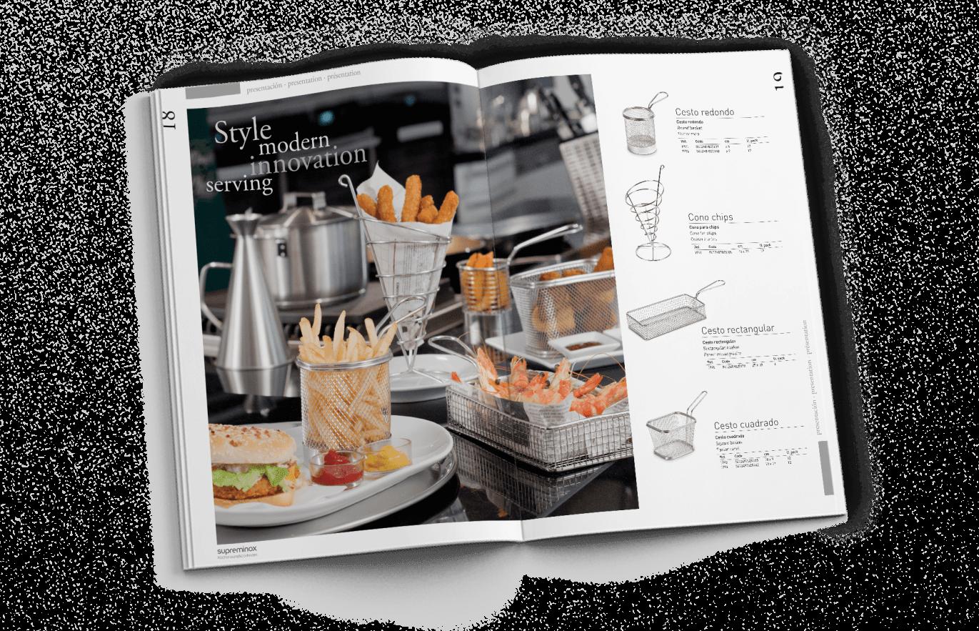 barcelona design studio catalogue 1371x883 - Diseño y maquetación de catalogo de productos