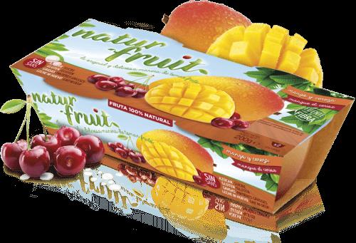 Naturfruit mango packaging design 500x341 - Nuevo proyecto de Packaging realizado por nuestro estudio de diseño gráfico y web