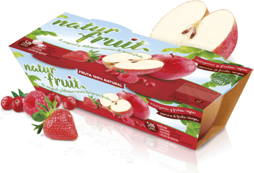 Naturfruit manzana fresa packaging design 500x341 - Nuevo proyecto de Packaging realizado por nuestro estudio de diseño gráfico y web