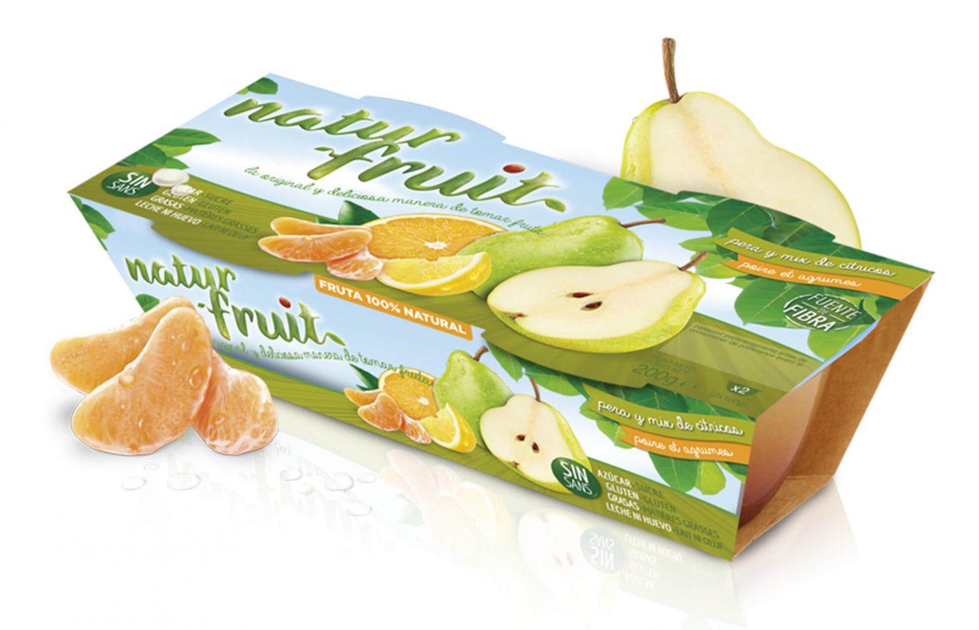 Naturfruit_pera packaging design