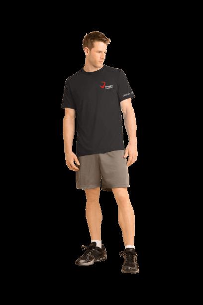 Camiseta Crossfit Gris1 408x612 - Proyecto global de comunicación para CrossFit Diagonal