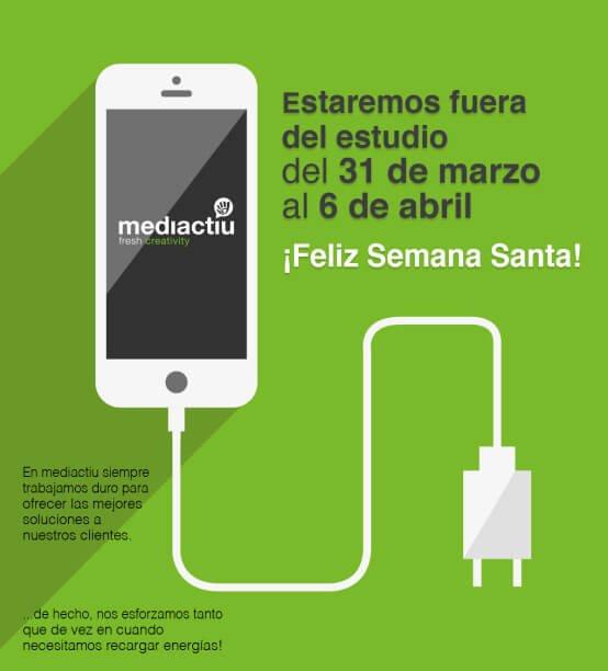 mediactiu semana santa 2015 estudio diseño grafico barcelona 554x612 - Nos vamos de vacaciones!