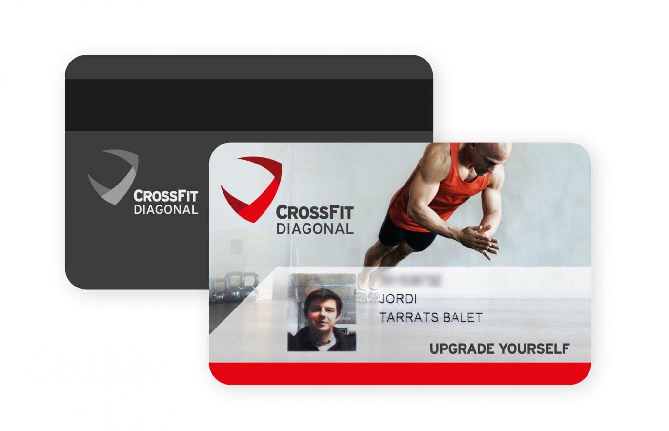 branding-crossfit-diagonal-barcelona-magnetic-card