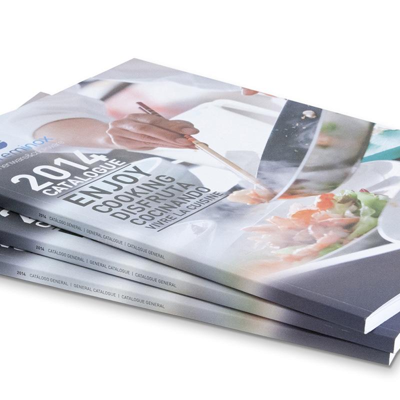 diseno de catalogo barcelona - Diseño y maquetación de catalogo de productos