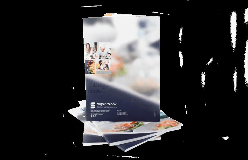 supreminox disseny editorial contraportada 1 950x612 - Diseño del Catálogo de Supreminox 2014