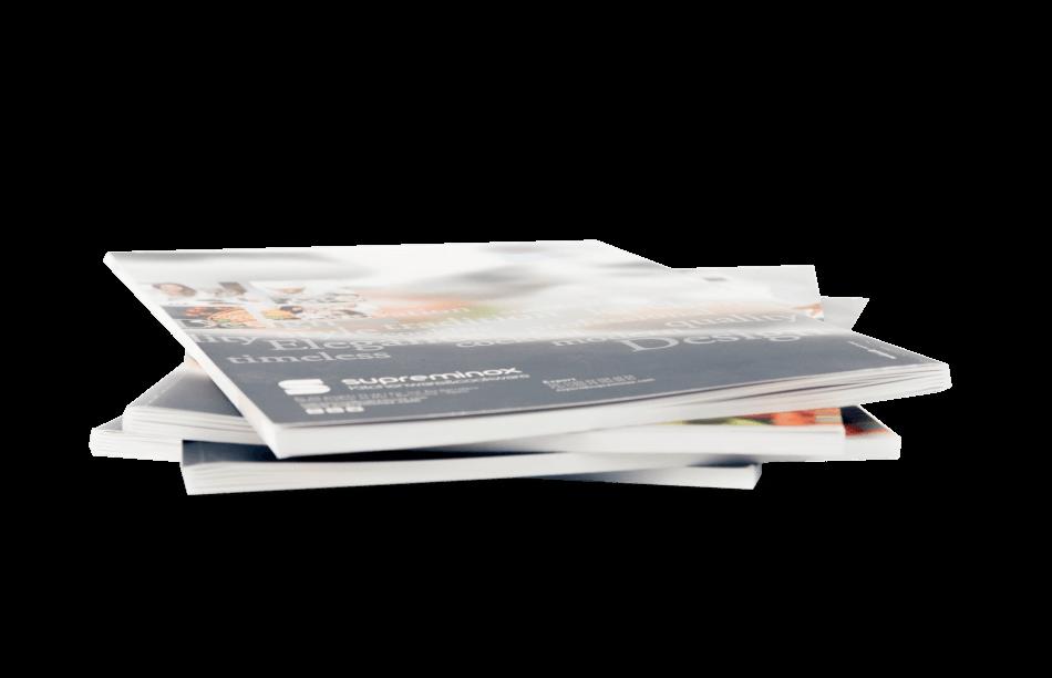 supreminox disseny editorial contraportada2 950x612 - Diseño del Catálogo de Supreminox 2014