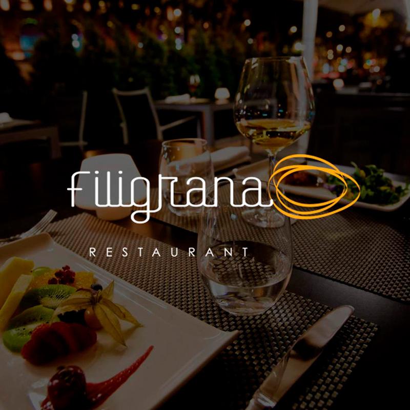diseno de imagen grafica restaurante - Creación de naming, branding y aplicaciones para restaurante