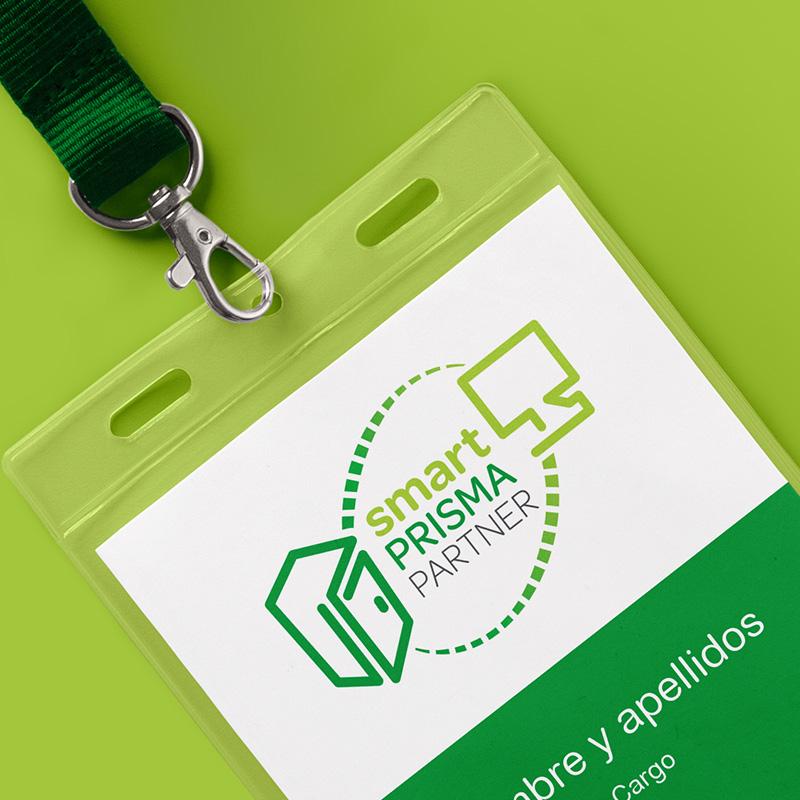 identificacion para evento diseno - Diseño de branding para certificar conocimientos