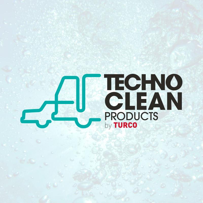 branding para empresa industrial - Creación de imagen corporativa para TechnoClean