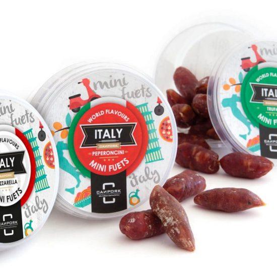diseno de packaging alimentacion barcelona 550x550 - Gráfica y packaging para productos de alimentación