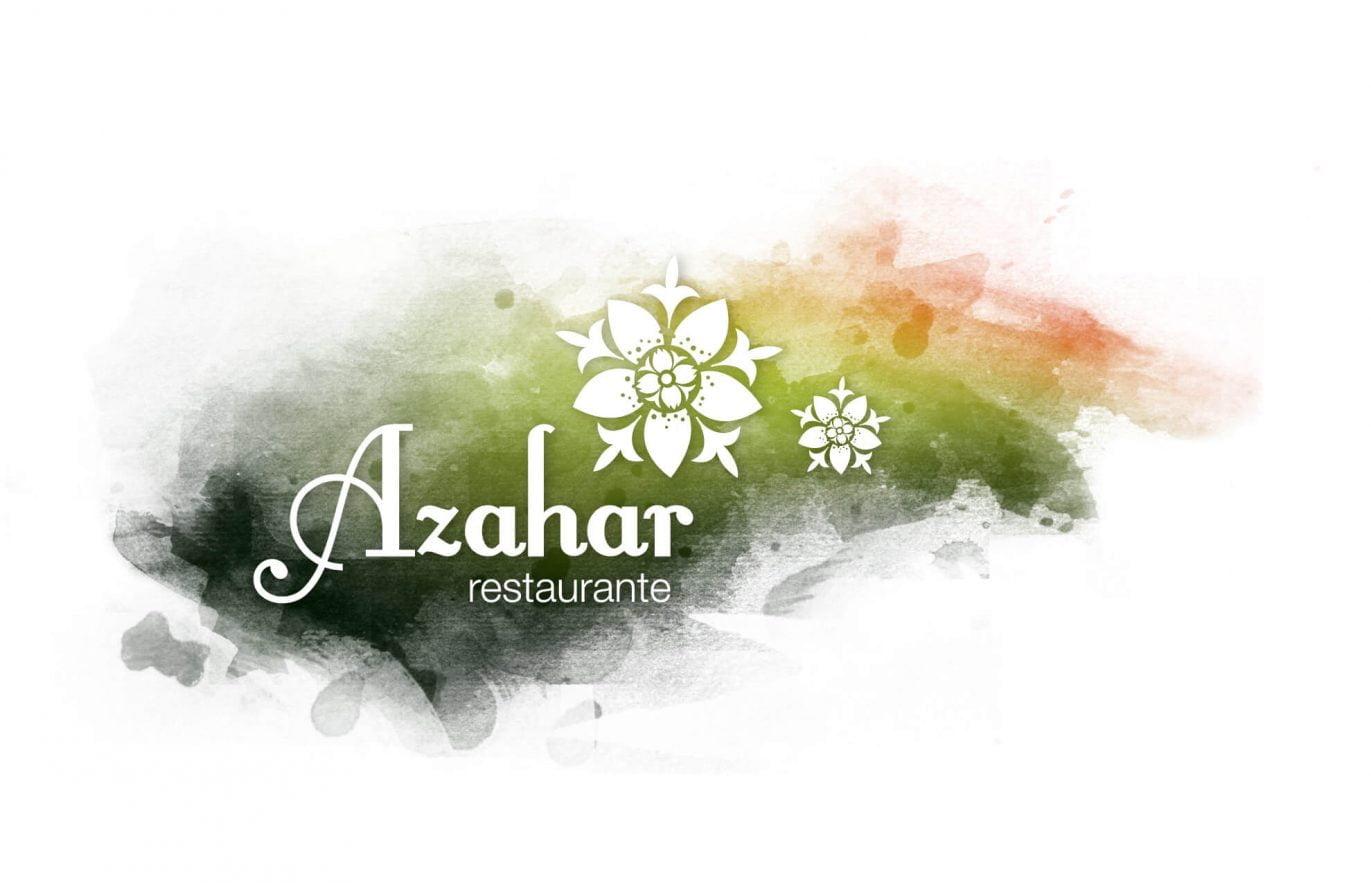 Azahar-restaurant-branding