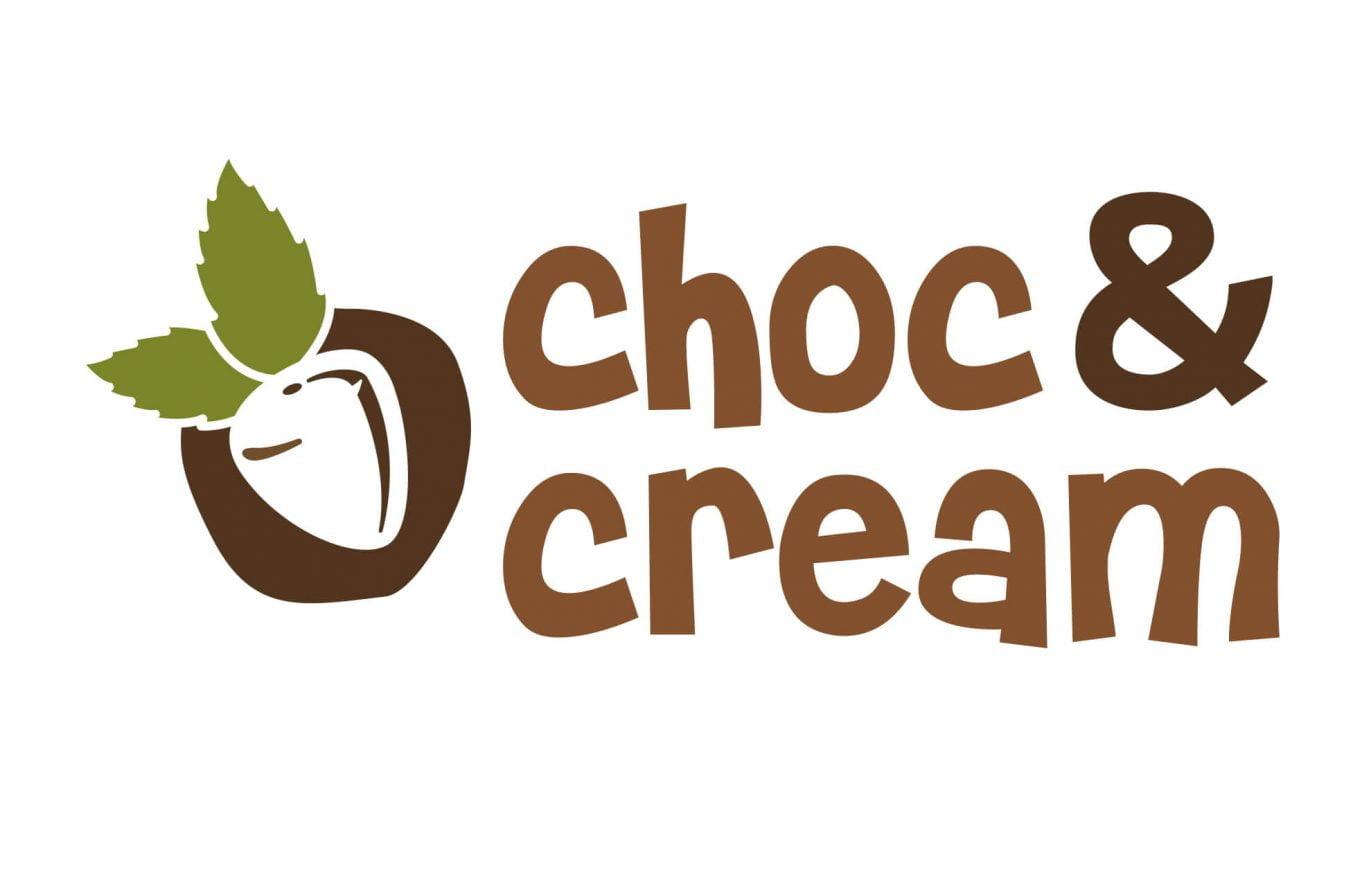 Choc-and-cream-logotype-creating-brand