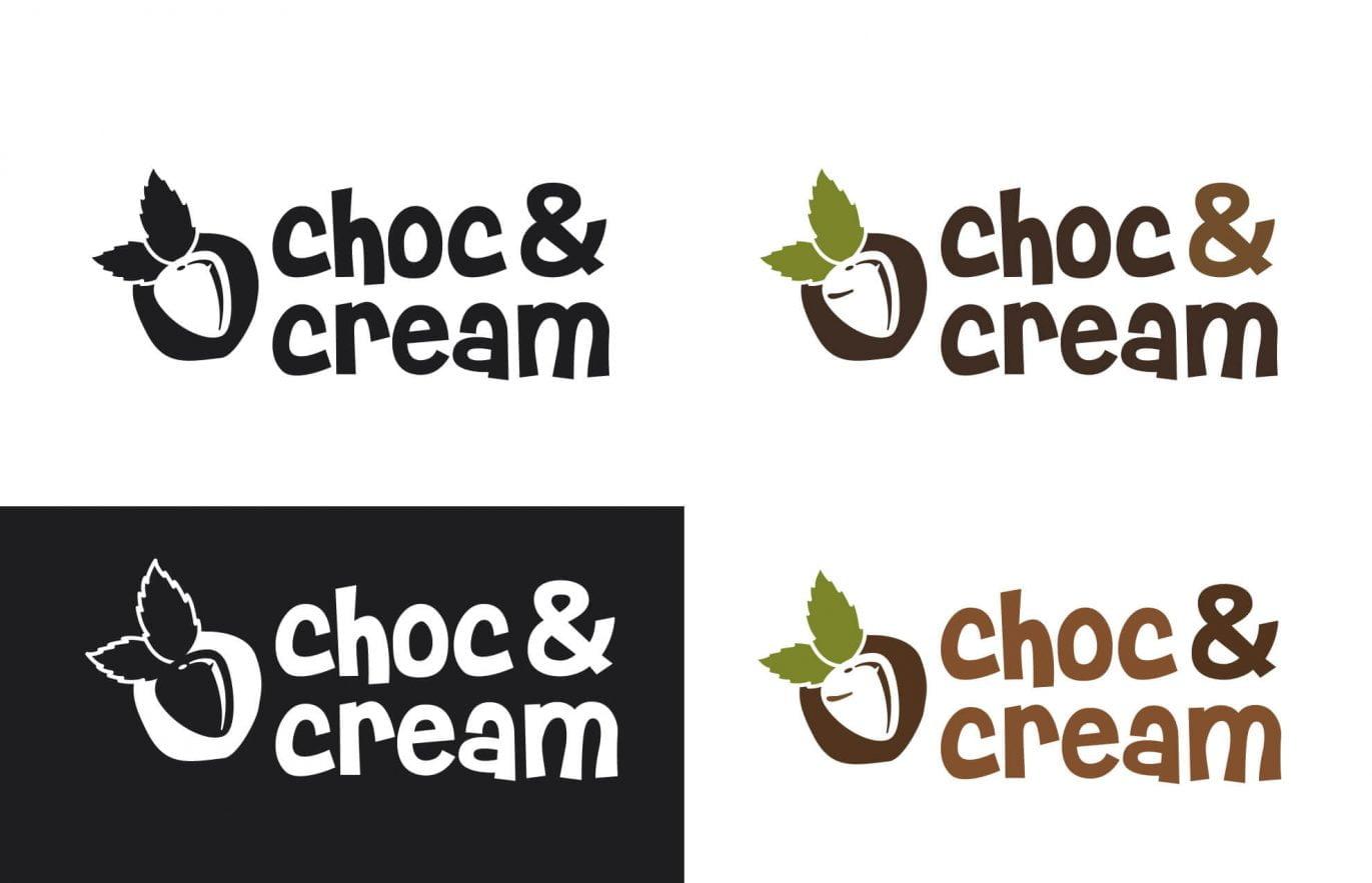 crema-chocolate-diseno-logotipo-barcelona