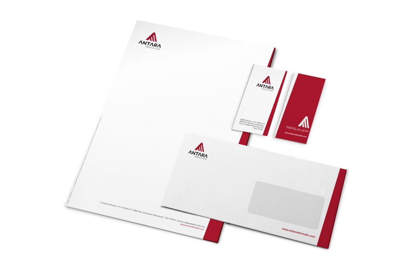 Antara-corporate-papeleria-branding