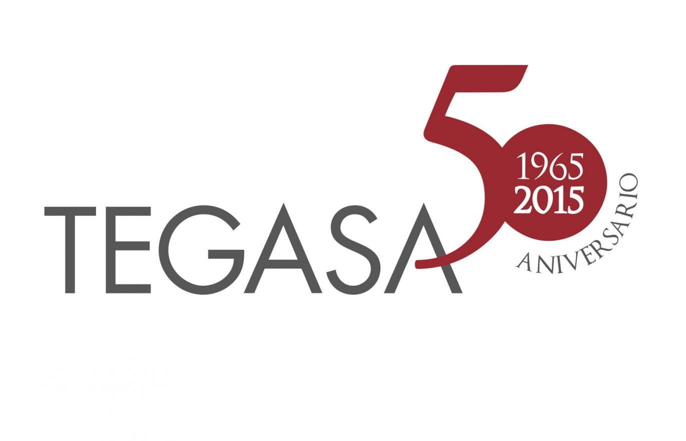Tegas-logotipo-conmemorativo-50
