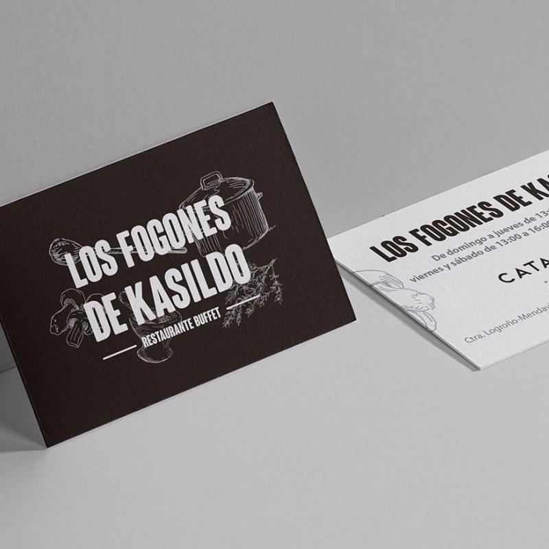 diseno de logotipo para restaurante - Branding para restaurante
