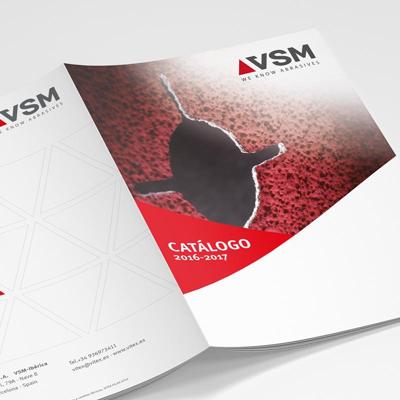 maquetacion de catalogo barcelona - Catálogo de productos del sector industrial