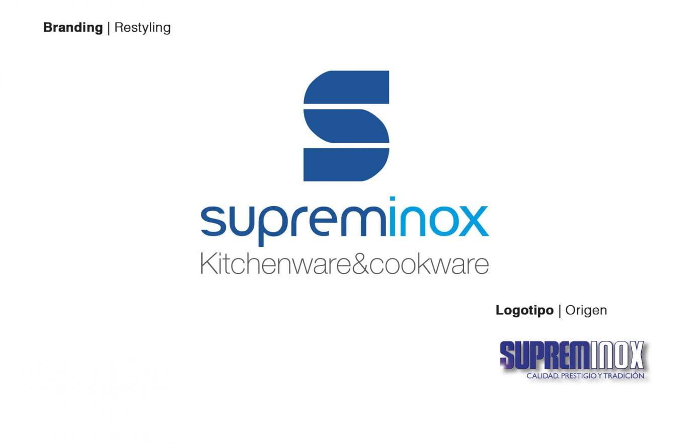 Supreminox-restiling-branding