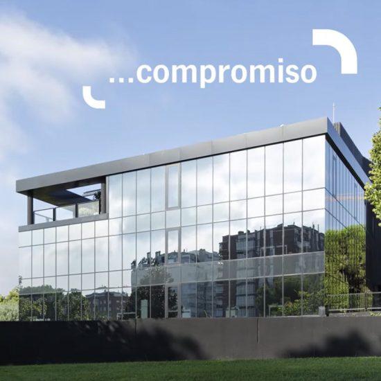 video felicitacion empresa industrial 550x550 - Desarrollo de vídeo para 50 aniversario