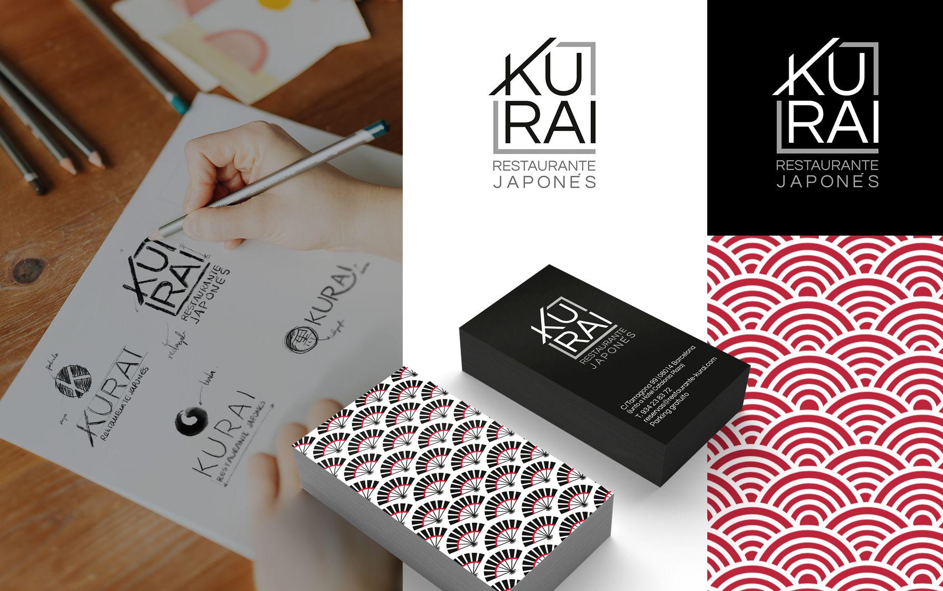 03 Branding restaurante japones Barcelona - Creación de branding para restaurante