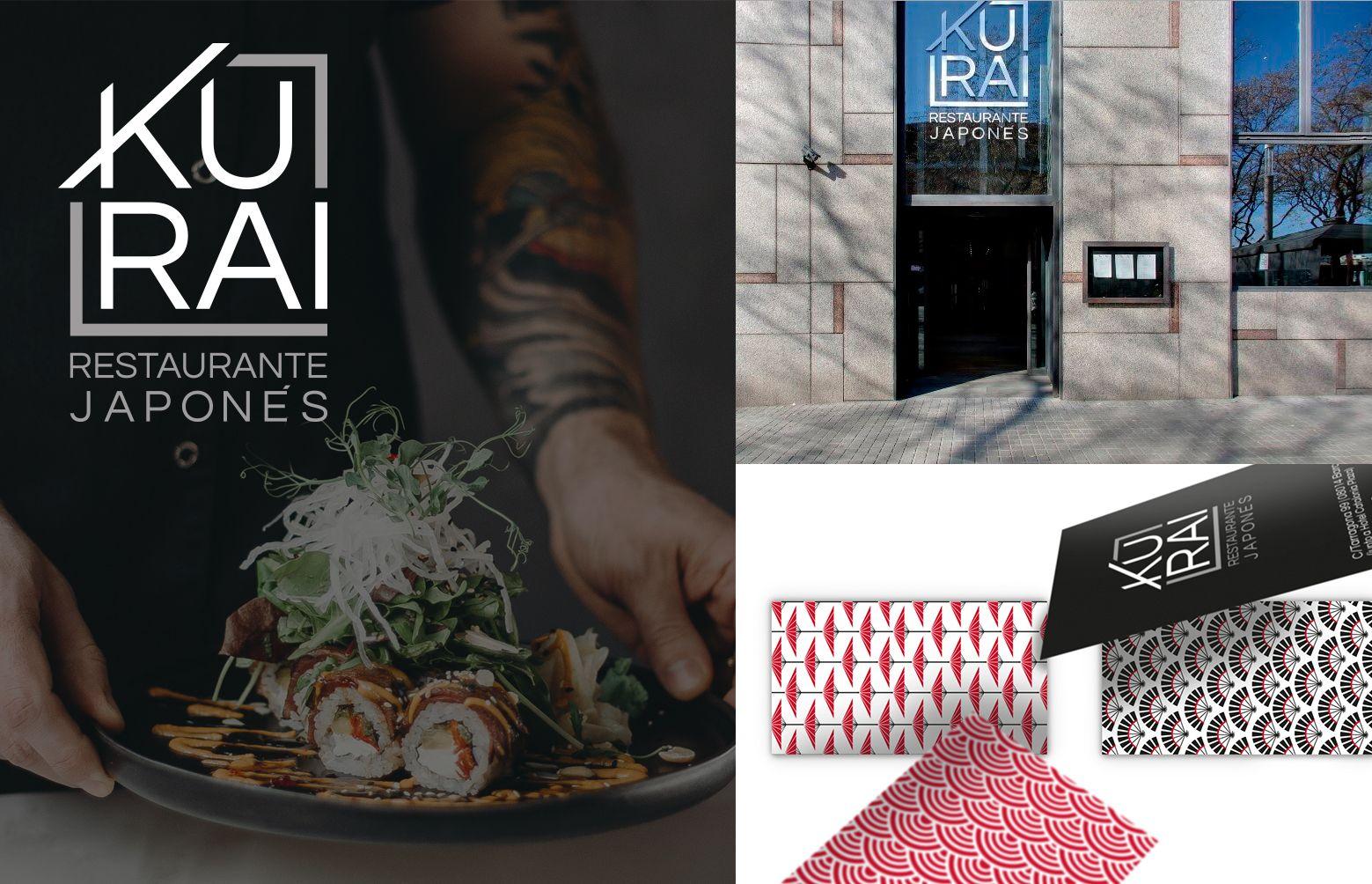 04 Papeleria corporativa Restaurante japones - Creación de branding para restaurante
