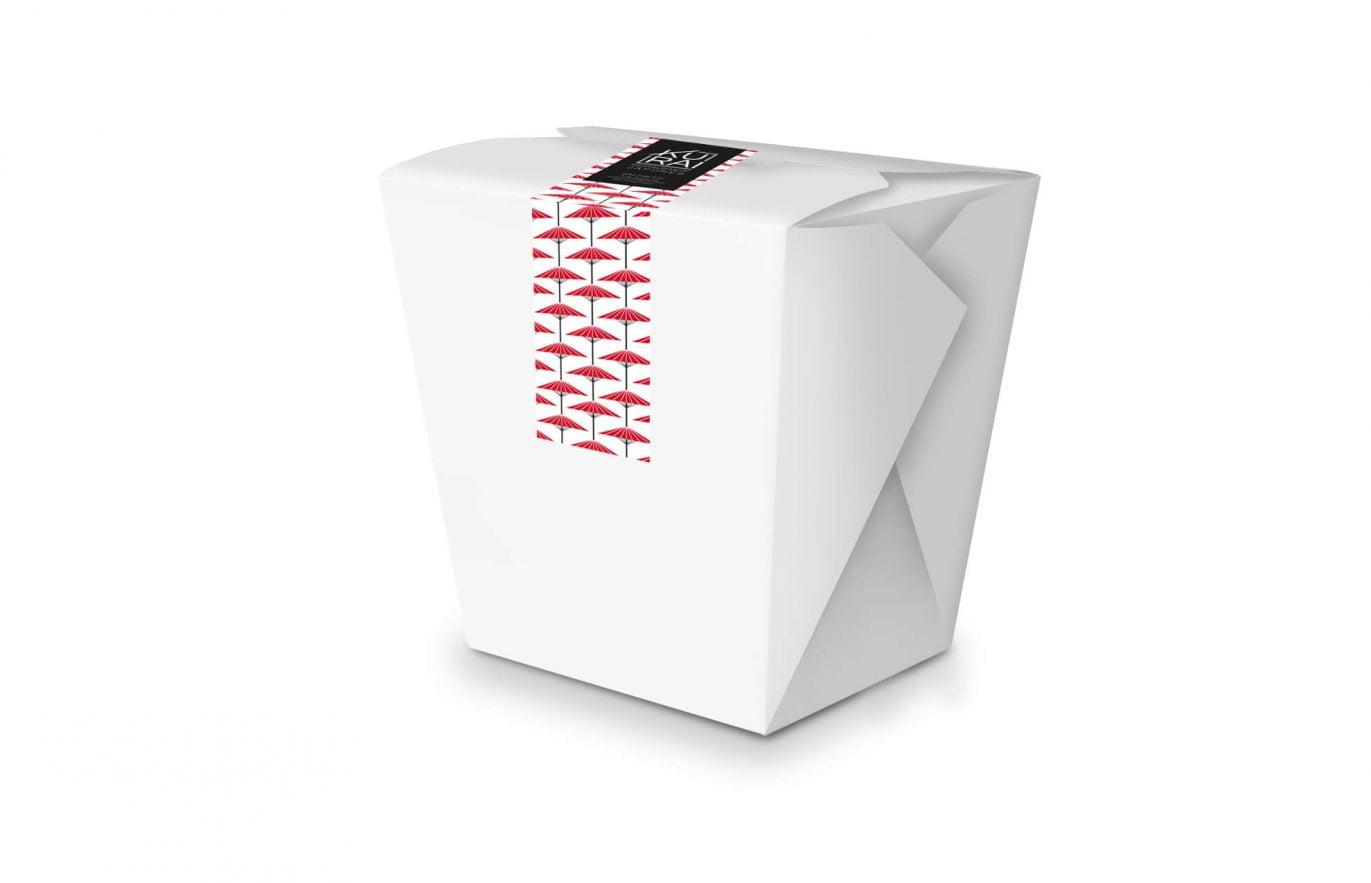 packaging take away design barcelona 1371x883 - Creación de branding para restaurante