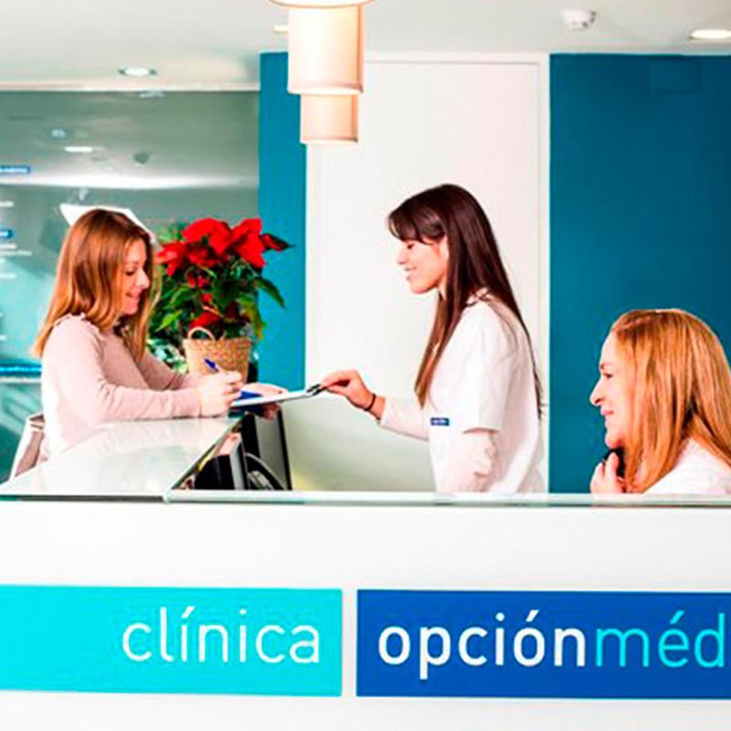 rotulacion de clinica estetica - Desarrollo de branding, rotulación y señalética