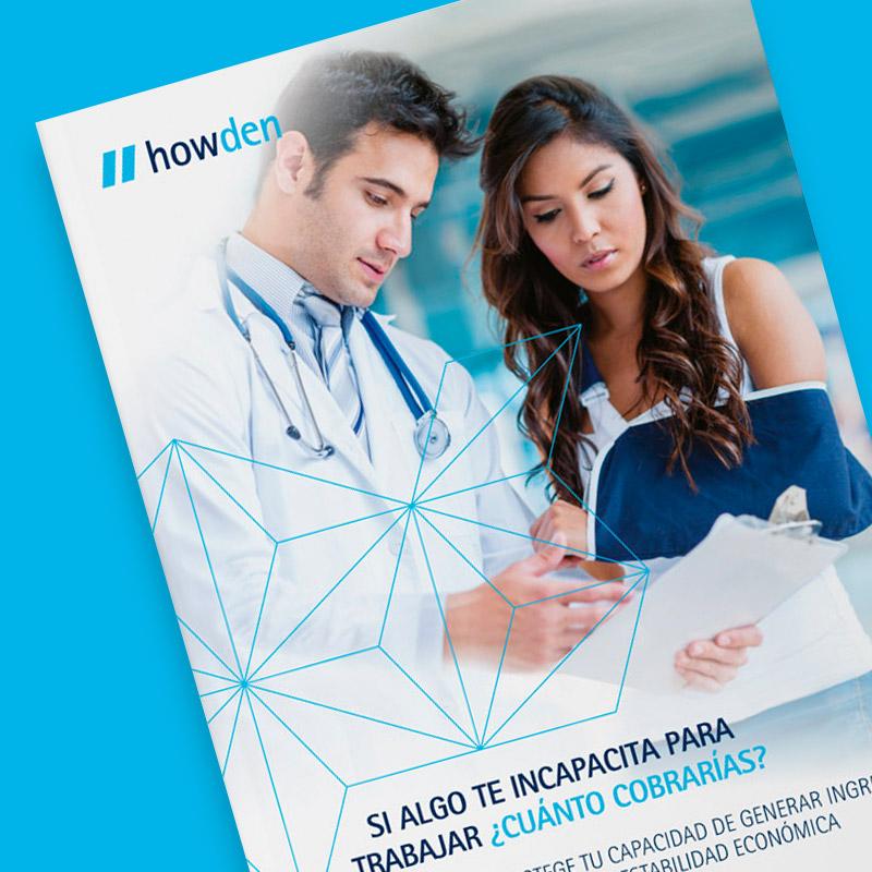 diseno de catalogo comercial barcelona - Diseño de catálogos para aseguradora