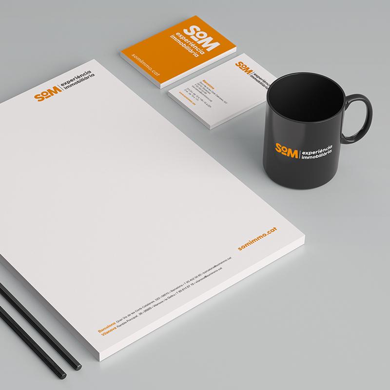 diseno de imagen corporativa barcelona - Naming, branding, registro de marca, aplicaciones de marca...