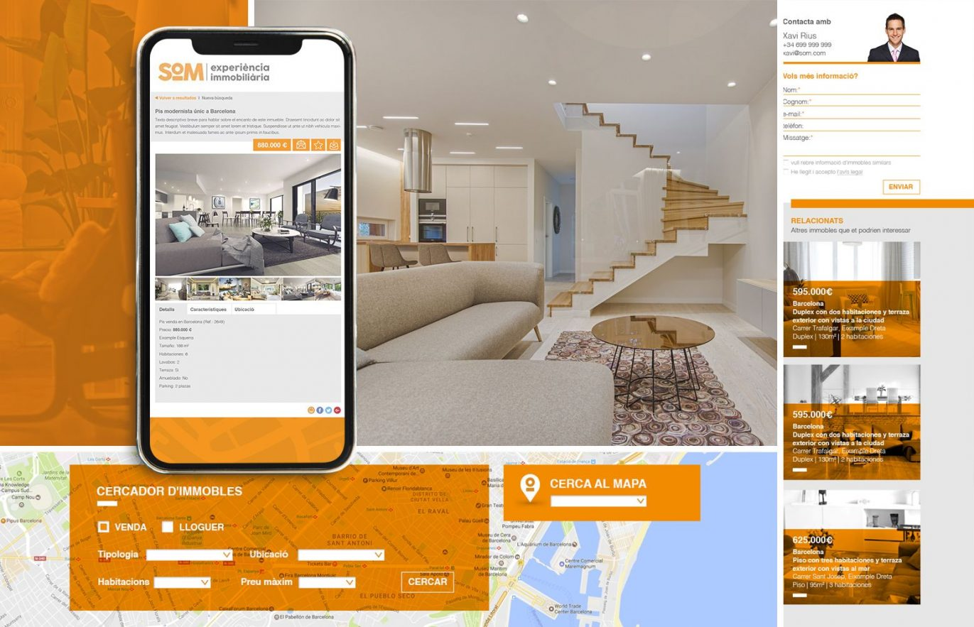 diseno grafico inmobiliaria 1371x883 - Naming, branding, registro de marca, aplicaciones de marca...