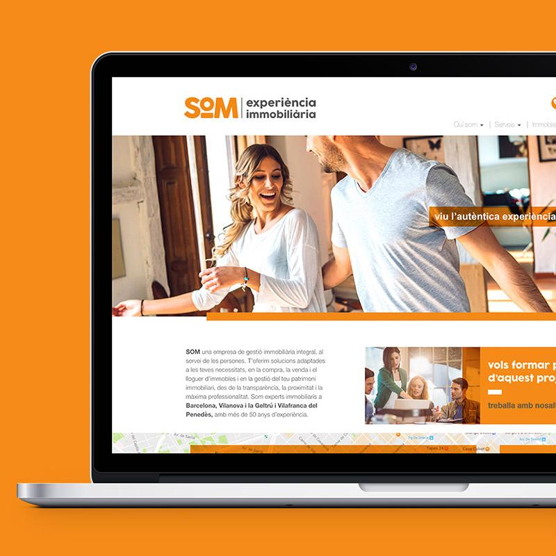 creacion de pagina web inmobiliaria - Mucho más que un diseño de web