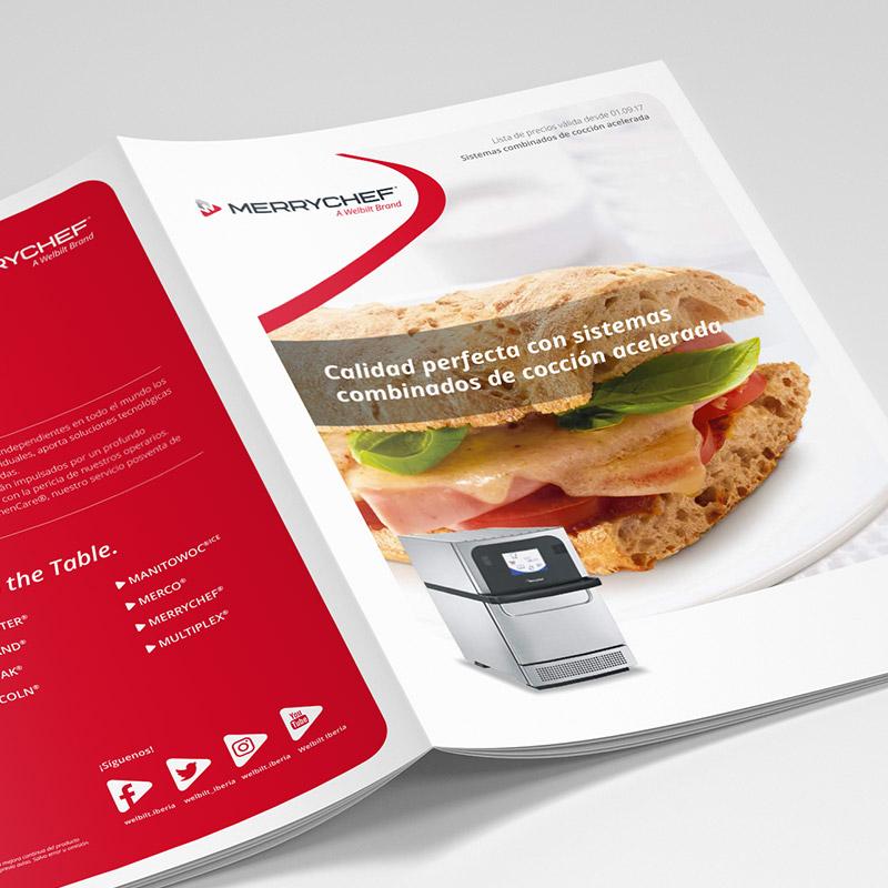 diseno de catalogo tecnico - Creación de catálogos de producto