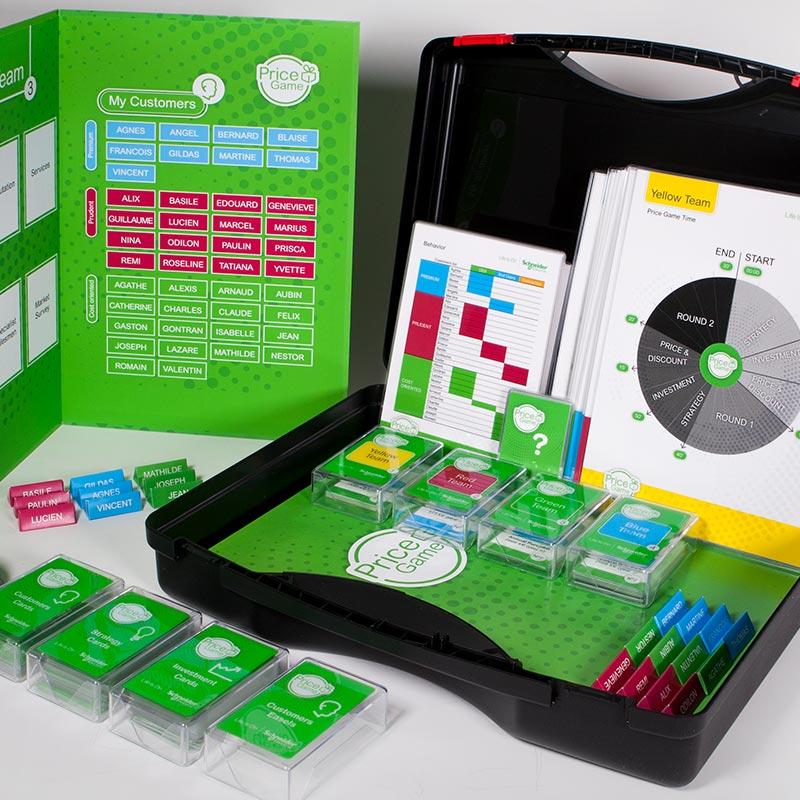 diseno creacion de juego de mesa - Comunicación interna RRHH