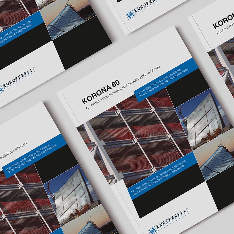 diseno de catalogo de productos - Diseño de catálogo técnico de producto