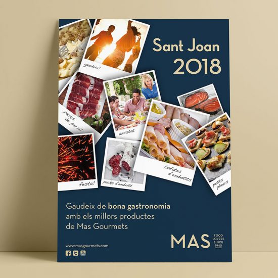 poster para promocion temporal 550x550 - Promoción de productos alimentarios para festividades